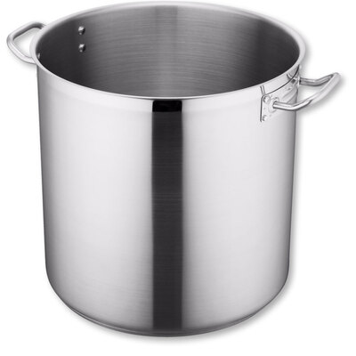 Stock Pot Stainless Steel 280mm / 12.3l