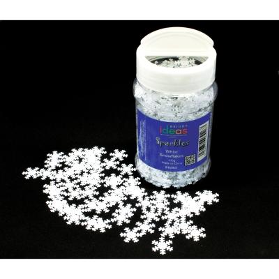 Snowflake Confetti 100g