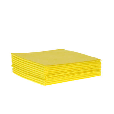 Weclean Cloth 10 - Colour: Yellow