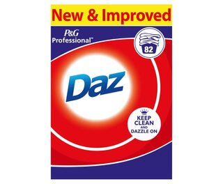 Daz Regular Washing Powder 82 Wash 5.33kg