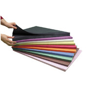 Sugar Paper A4 80gsm Assorted 250pk