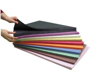 Sugar Paper A4 80gsm Assorted 250pk