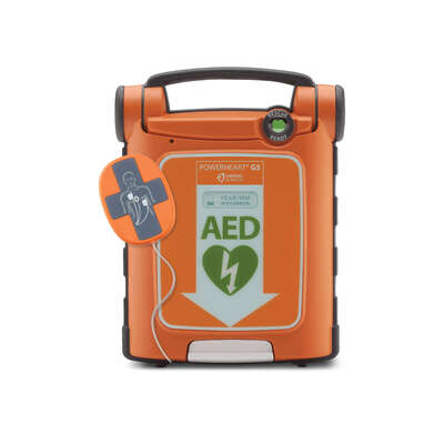 Powerheart G5 Fully Automatic Aed With Adult Pads