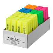 Highlighter Pens Assorted 48pk