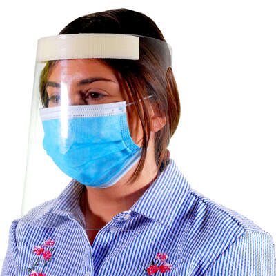Protective Face Visors 10 Pack