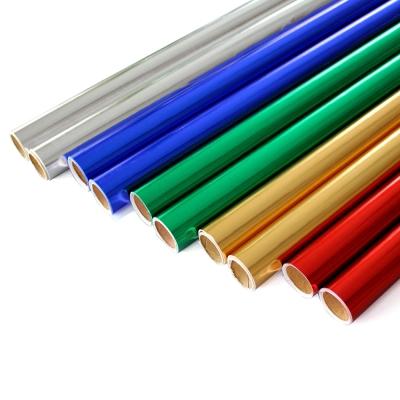 Metallic Paper Rolls Assorted 10 Pack