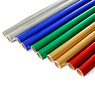 Metallic Paper Rolls Assorted 10 Pack
