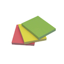 Quick Sticky Notes Neon 3pk