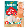 Pampers Easy Ups Pull Up Size 5 Junior 20