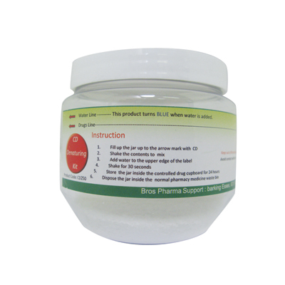 Denaturing Kit 250ml