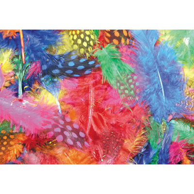 Feathers Small Spot 7g Bag