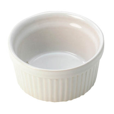 Ramekin White 90mm