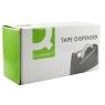 Sticky Tape Dispenser 33/66m Black