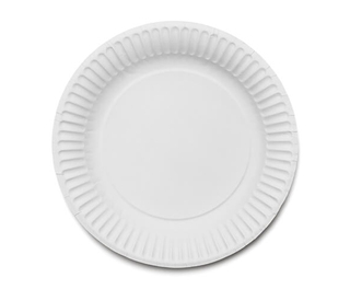 """Paper Plates 7"""" 250 Pack"""