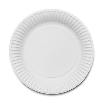 "Paper Plates 7"" 250 Pack"