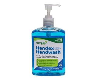 Gompels Handex Antibacterial Handwash 500ml x 12