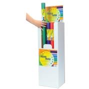 Poster Paper Stockroom Storage Stand 20 Rolls