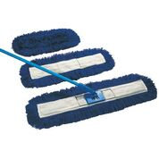 Dust Buster Sweeper Blue 32""