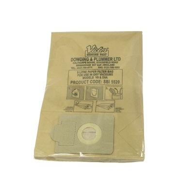 Vacuum Paper Dust Bags 10
