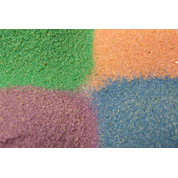 Coloured Play Sand Assorted 4 x 5kg