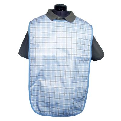 Adult Bibs - Colour: Blue