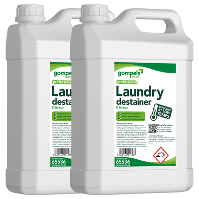 Soclean Destainer 5 Litre 2 Pack