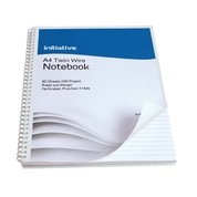 A4 Spiral Notebook 80 Sheet