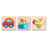 Transport Block Puzzles 3 Pack