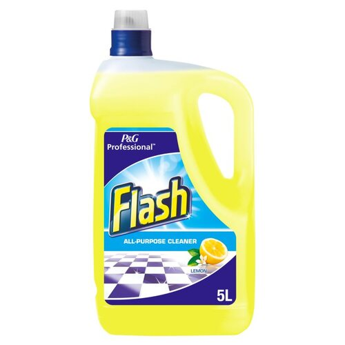 flash all purpose cleaner lemon 5l in janitorial supplies. Black Bedroom Furniture Sets. Home Design Ideas