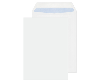 C5 Envelopes Self Seal 80gsm White 500