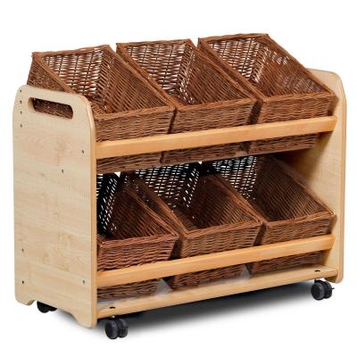 Tilt Storage Unit - Type: Baskets