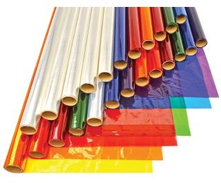 Cellophane rolls assortment 6 rolls gompels healthcare for Bulk arts and crafts