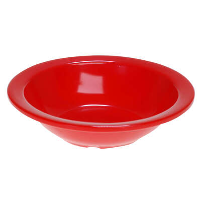 "Gompels Super Tuff Bowl 6"" / 150mm 12pk - Colour: Red"
