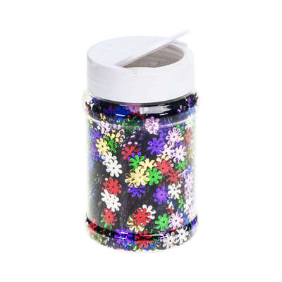 Flower Confetti Sparkles 100g