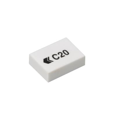 White Eraser Box 45