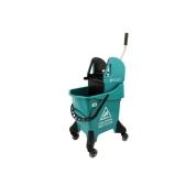 31ltr Mobile Mop Bucket Green
