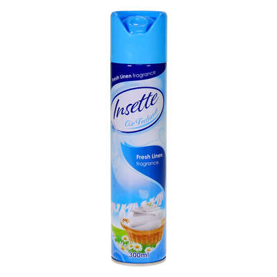 Linen Fresh Air Freshener 350ml x 12