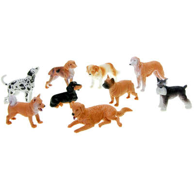 Small World Assorted Packs - Type: Dogs