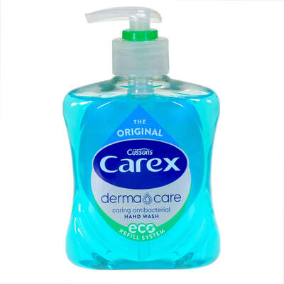 Carex Hand Wash Original 250ml 6 Pack