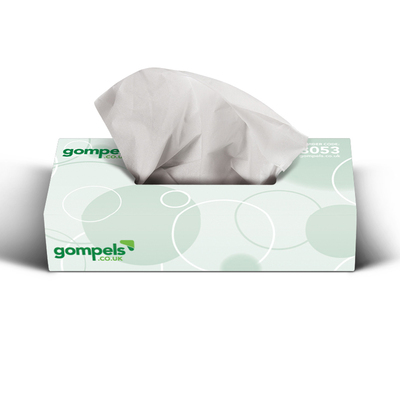 Facial Tissue 2ply 100