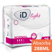 iD Light Shaped Pads Normal 28