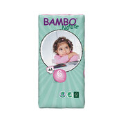 Bambo Nature Xl Plus Size 6 Nappies 44
