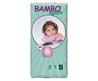 Bambo Nature Xl Plus Size 6 Nappies 44