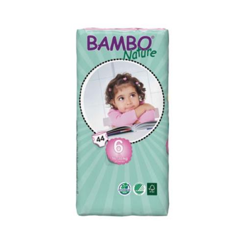 Bambo Nature Nappies Best Price