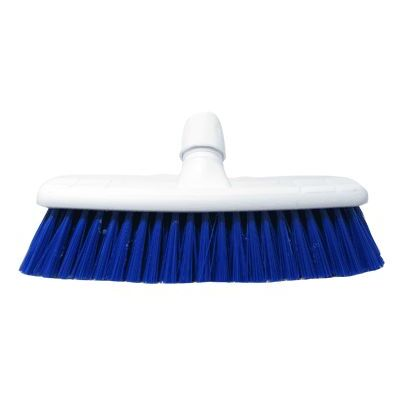 "Soft Sweeping Broom Head 12"" - Colour: Blue"