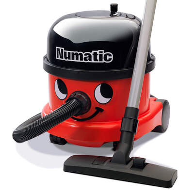 Nrv200 Henry Numatic Vacuum Cleaner Complete With Hose and Heads
