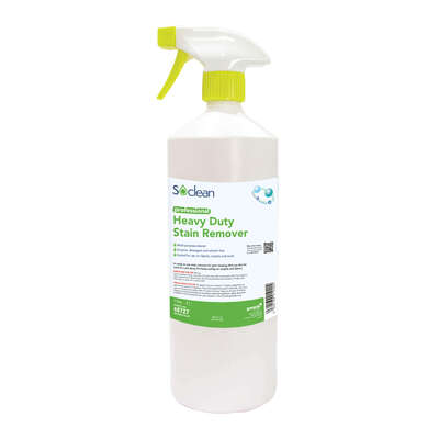 Soclean Heavy Duty Stain Remover 1 Litre