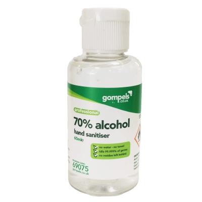 Sanell Alcohol Hand Sanitiser 60ml