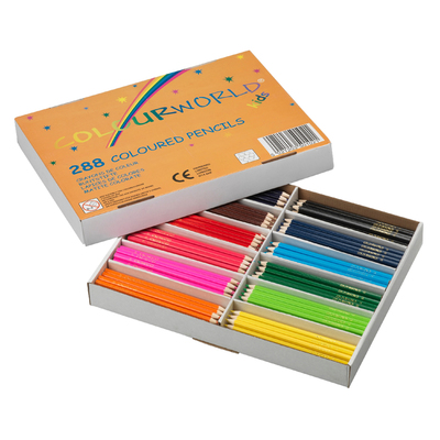 Colouring Pencils Box 288