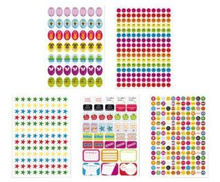 Reward Sticker Sheets x 10